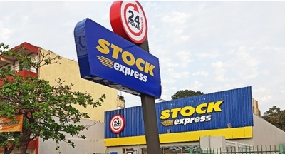 Stock Express se habilita sobre la Av. República Argentina