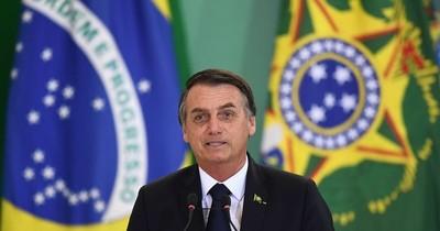La Nación / Marchas en Brasill: Bolsonaro busca hacer una demostración de fuerza ante caída de popularidad