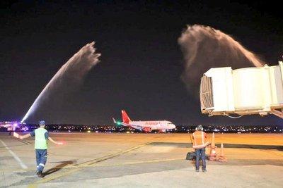 Avianca reanuda ruta aérea entre Asunción y Bogotá