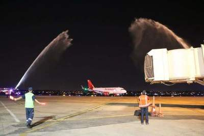 Avianca reactiva desde hoy ruta aérea Asunción-Bogotá