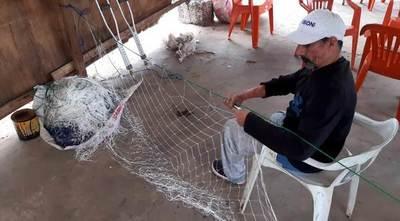 Pescadores bañadenses producirán sus propias redes de pesca
