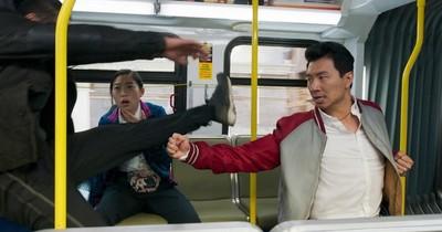 """La Nación / """"Shang-Chi"""", el nuevo superhéroe de Marvel, arrasa en la taquilla"""