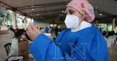 La Nación / Hoy se reactiva la vacunación de primera dosis anti-COVID