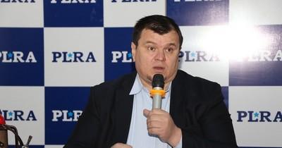 La Nación / Tesorero del PLRA confirma millonaria deuda y responsabiliza a Alegre del descalabro financiero