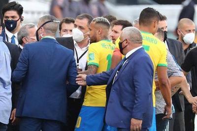 FIFA recibe primeros informes Brasil-Argentina – Prensa 5