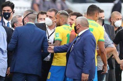 FIFA recibe primeros informes Brasil-Argentina
