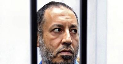 La Nación / Sale de prisión el hijo del exdictador Muamar Gadafi en Libia