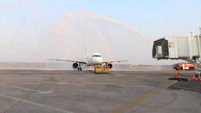 Despega primer vuelo Asunción