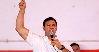 La Nación / Colorados prefieren a Efraín Alegre como adversario en el 2023, dice Ovelar
