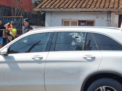 Con pasamontañas y armas largas asaltan a mujeres en Fernando de la Mora