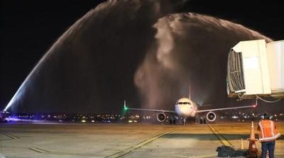 Se reactiva ruta aérea Asunción-Bogotá