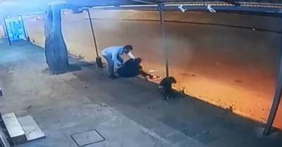 Mujer fue apuñalada tras intentó de asalto en Loma Pytã – Prensa 5