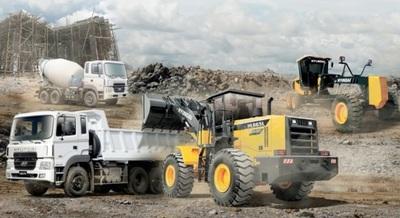 Hyundai hará una demostración exclusiva de maquinarias y camiones en la cantera Escobar