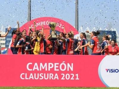 Cerro Porteño Campeón Absoluto 2021
