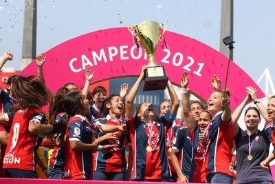 ¡Campeonas otra vez! Cerro Porteño y su segundo título del año en el fútbol femenino