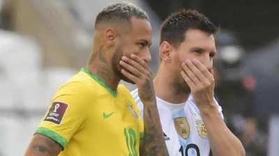 FIFA lamentó la suspensión del partido entre Brasil vs Argentina