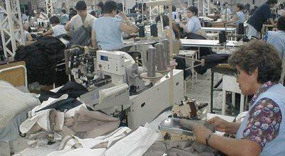 Necesitan 50 costureros para empresa textil