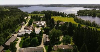 La Nación / El bosque salva a monasterio finlandés desde tiempos de la URSS