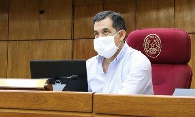 "Senador Arévalo pide informes sobre ""guardia y cobertura policial a empresas privadas"""