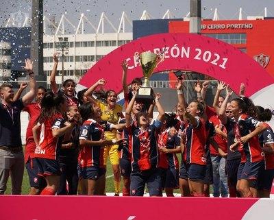¡Cerro Porteño es bicampeón del fútbol femenino paraguayo!