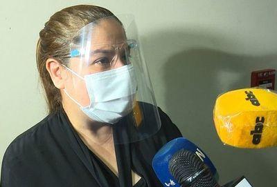 """Patricia Samudio pide audiencia por videollamada para """"no perturbar su tranquilidad"""""""