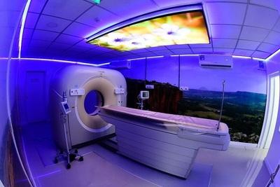 Hospital San Jorge inauguró servicio de tomografía