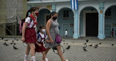 La Nación / Escuelas cubanas no abrirán hasta que todos los niños sean vacunados
