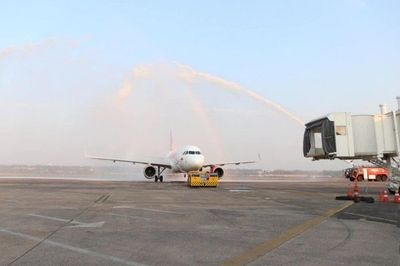 Despega primer vuelo Asunción – Bogotá tras retorno de Avianca