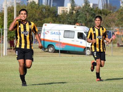 Sub 14: Olimpia y Guaraní continúan en racha y en la cima