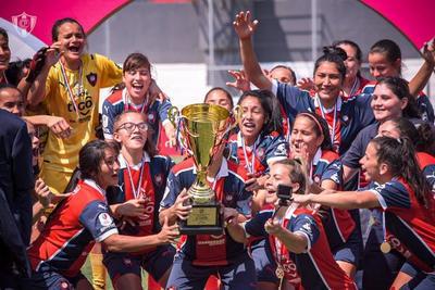 ¡Cerro Porteño es bicampeón del fútbol femenino paraguayo! – Prensa 5