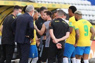 Policía brasileña investiga a 4 jugadores de Argentina que infringieron normas sanitarias