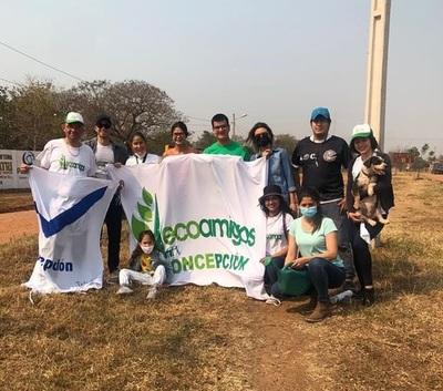 Eco Amigos, los defensores del medio ambiente en Concepción