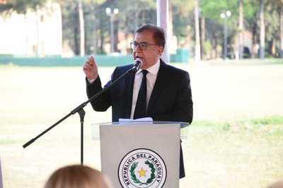Nicanor destacó acciones del gobierno e instó a los expresidentes a reconocer logros de sus sucesores