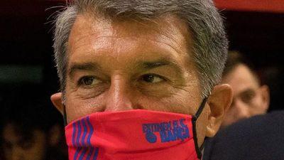 """Laporta: """"Barcelona aún está en la UCI, pero está mejorando"""""""