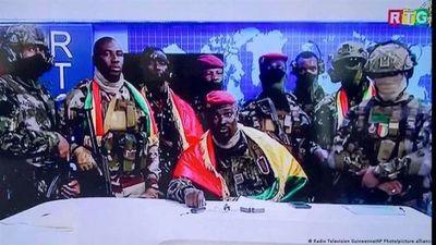 Golpistas de Guinea anuncian gobierno de unidad