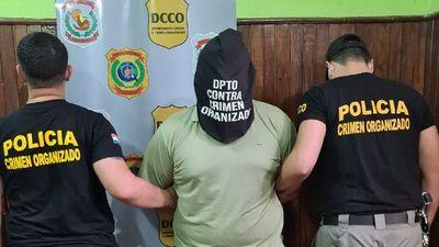 Policía Nacional captura a presunto importador de 40 fusiles