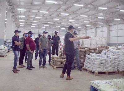 Vitamix presentó nueva planta de nutrición animal en Alto Paraná