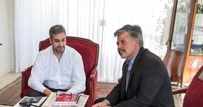 La Nación / A pesar de la ola de inseguridad, Giuzzio seguirá como ministro