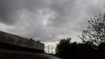 Sistema de tormentas entraría esta noche en varios departamentos, incluido Gran Asunción