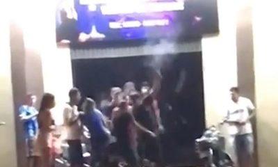 Disparo en discoteca clandestina se realizó con «réplica» de arma de fuego, asegura la Policía