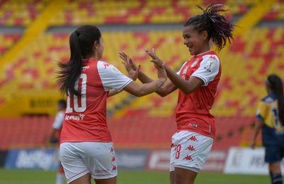 Fany Gauto y Amada Peralta, citadas para la final colombiana