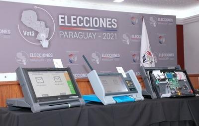 Inician proceso de auditoría a las máquinas de votación con acompañamiento de apoderados