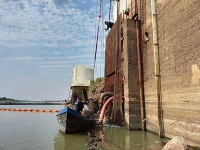 Bajante extrema de los ríos podría impactar en las recaudaciones aduaneras