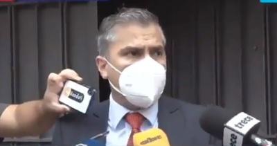 """Apoderado espera """"muy buenos resultados"""" en las municipales para la ANR"""