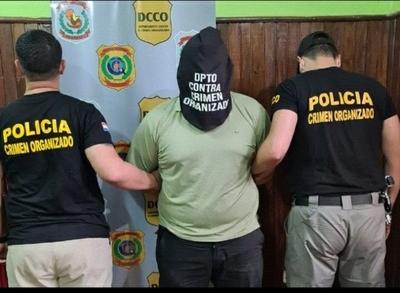 Capturan en Concepción a presunto importador de 40 fusiles