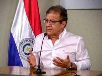 Duarte Frutos afirma que no existe debate político e ideológico en todos los partidos · Radio Monumental 1080 AM