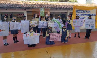 Lanzan campaña de desaparasitación en Alto Paraná