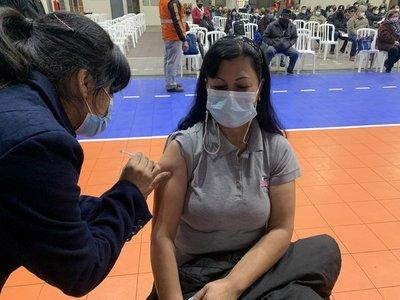 Primera Dosis: Continúa jornada de vacunación contra el Covid-19