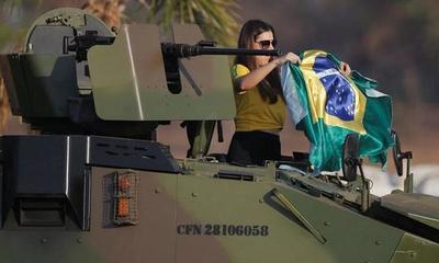 Máxima tensión en Brasil: Jair Bolsonaro y sus seguidores marchan contra la Corte Suprema y la oposición protesta en Río – Prensa 5