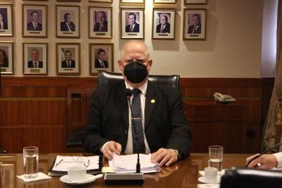 Hoy jura como miembro del JEM el ministro Benítez Riera